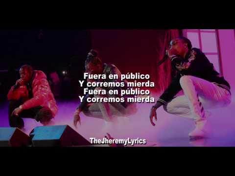 Migos. Young Thug, Travis Scott – Give no Fxk | (Sub.Español)