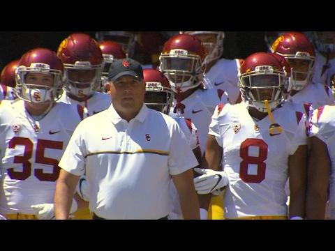 Recap: Sam Darnold, USC football impress at 2017 spring game