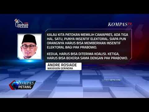 Ini Tanggapan Gerindra Soal Syarat Koalisi dari PKS