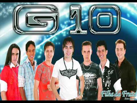 musica tchau amor banda g10