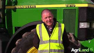 AgriLand catches up with the owner of this stunning John Deere 7810