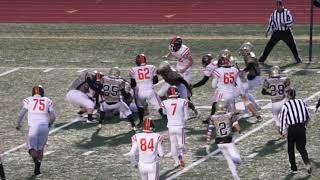 2020 Legacy Football Varsity Pump Up