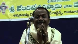 bhakta pothana  harikatha by simhachala sastri part -3