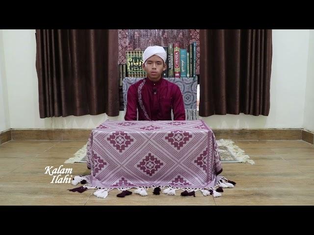 Abdul Rahman (Ponpes Tahfidz Nurul Musthofa) -  QS  Ali imran 42-48