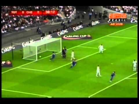 Didier Drogba Free Kick Goal
