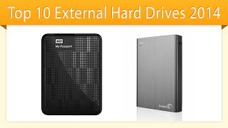 Top 10 External Hard Drives 2014 | Best HD Review