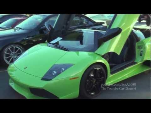 Cars Collection: Lamborghini Gallardo Lime