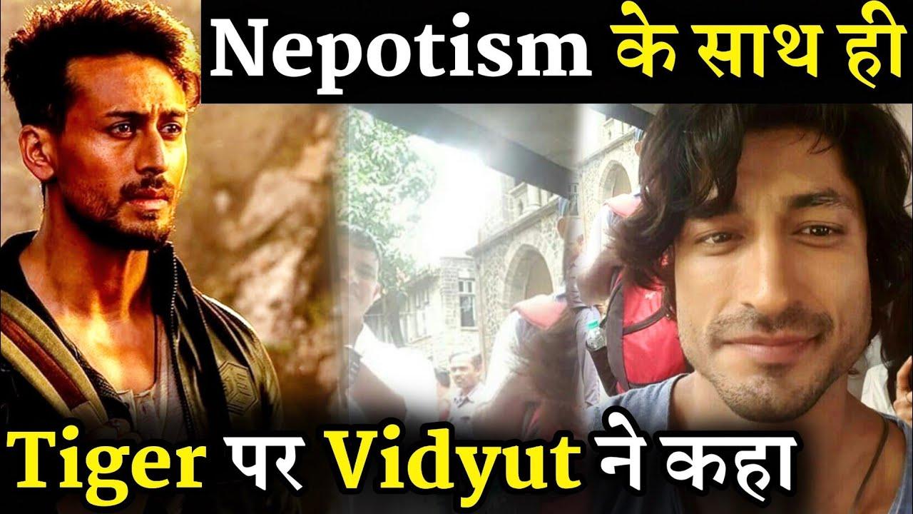Download Vidyut Jammwal Conversation on Nepotism and His Commando Series Vs Tiger Shroff Baaghi Series
