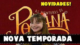 Sophia Valverde fala sobre a Nova Temporada de 'Aventuras de Poliana'
