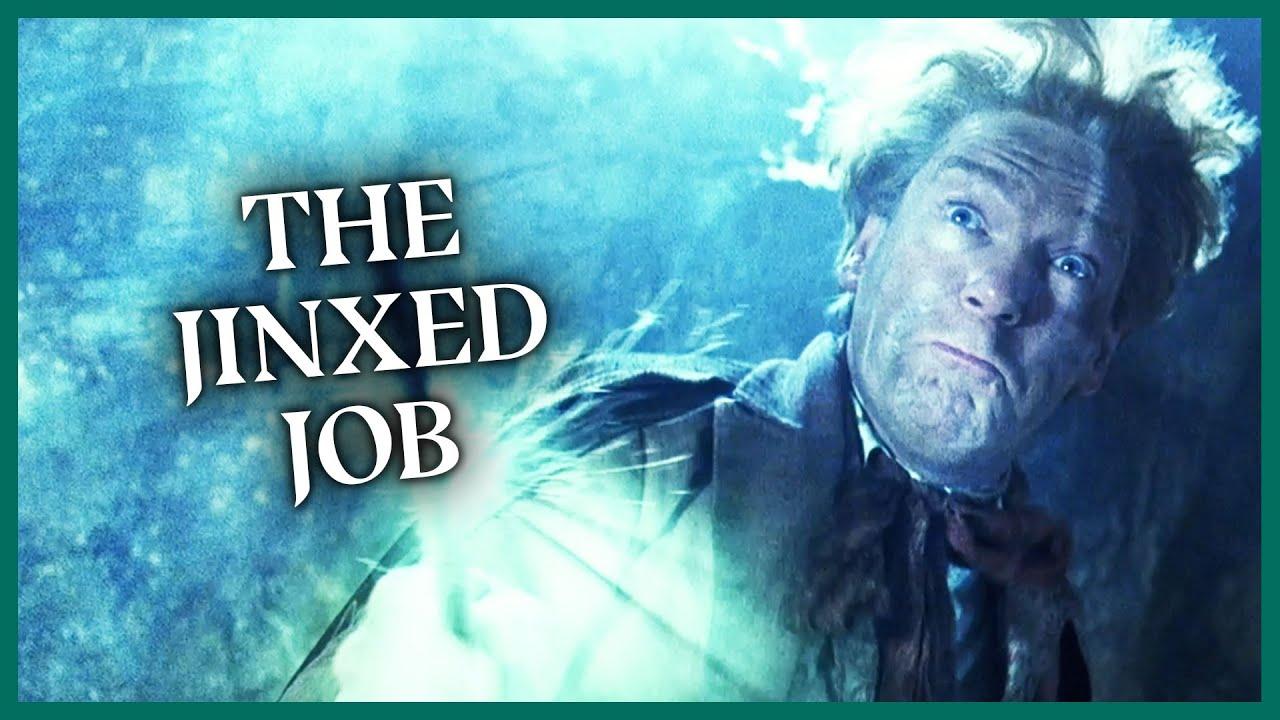 The Jinxed Job | Wizarding World