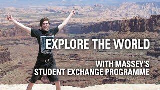 Explore the World on Student Exchange | Massey University