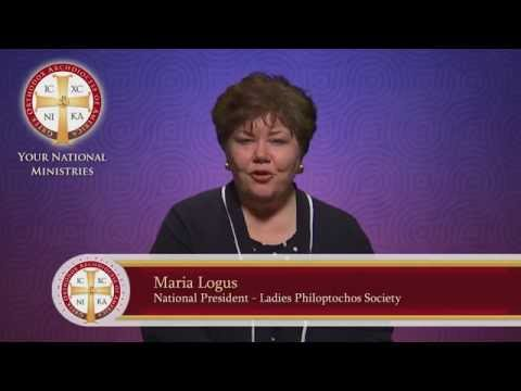Ladies Philoptochos Society - Ministry Updates from the Greek Orthodox Archdiocese of America