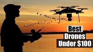 ▶️10 Best Drone under $100 - 2019
