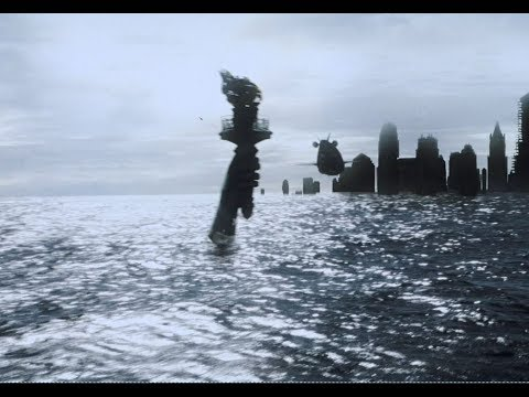 New York City Shown Underwater In Artificial Intelligence Movie From 2001