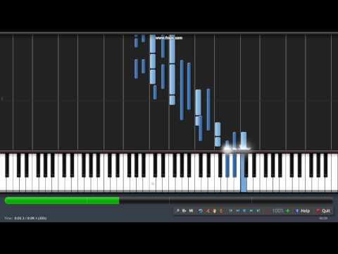 Warner Bros Intro Piano Tutorial