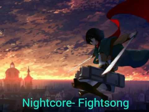 Nightcore- Fightsong By Rachel Platten
