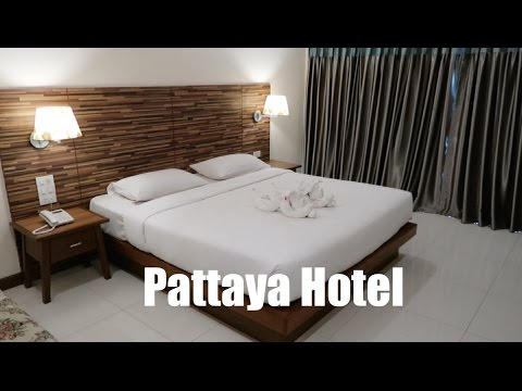 Pattaya hotel – Would you stay here?