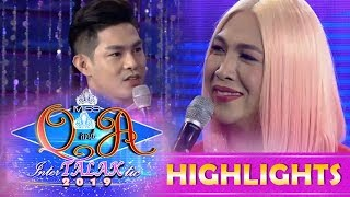 It's Showtime Miss Q & A: Ion admits that he already saw Vice Ganda without make up