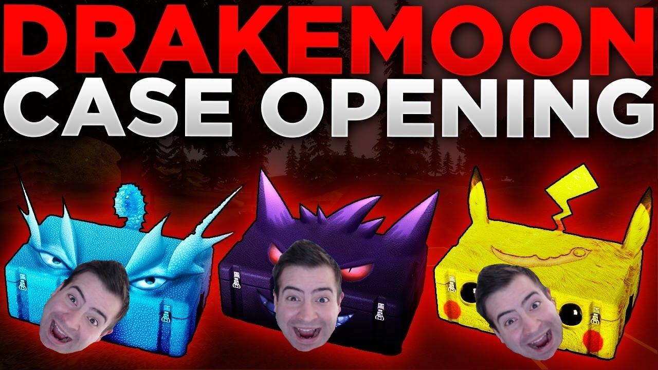 CS:GO Proviamo sto Drakemoon... OPENING CASE! - YouTube  CS:GO Proviamo ...