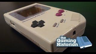 Game Boy - Gaṁing Historian