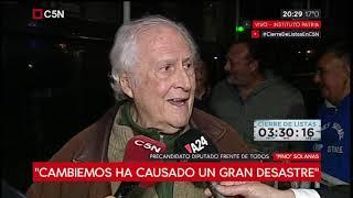 "Habla ""Pino"" Solanas"