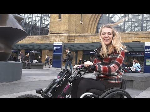 Sophie's fully accessible journey from King's Cross to the West End's Aldwych Theatre