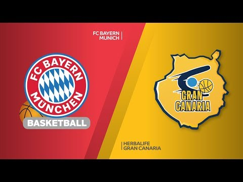 FC Bayern Munich - Herbalife Gran Canaria Highlights | EuroLeague RS Round 30