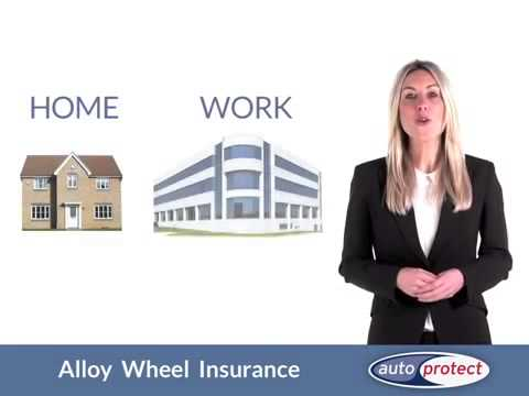 AutoProtect - Alloy Wheel Insurance
