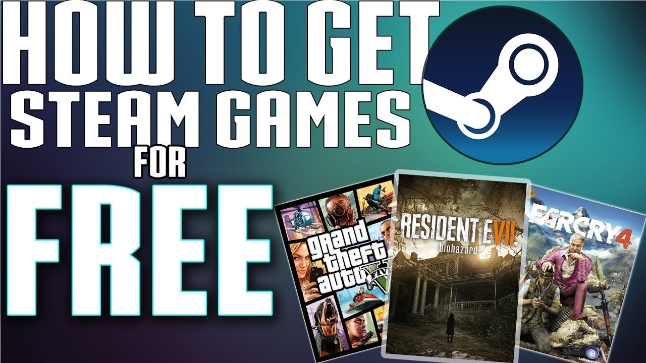 CURIOSILLY - HOW TO GET STEAM GAMES FOR FREE WITH GLITCH | 2019