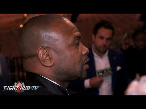 Roy Jones Jr. DETAILS WHY SERGEY KOVALEV WAS KNOCKED OUT AGAINST ANDRE WARD