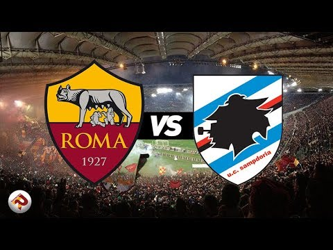 Roma - sampdoria | diretta live (serie a)