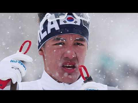 Magnus Kim Hopes For Olympic Glory On Home Soil | Pyeongchang 2018 | Eurosport