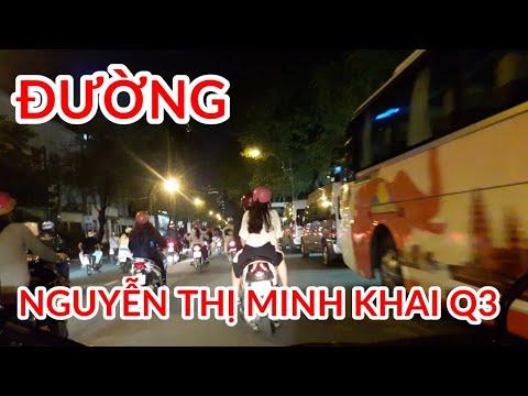 ĐƯỜNG NGUYỄN THỊ MINH KHAI QUẬN 3 GIỜ RA SAO|saigon travel Guide | saigon life.