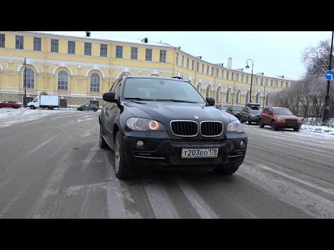 Самый лучший. BMW X5 e70 3,0d