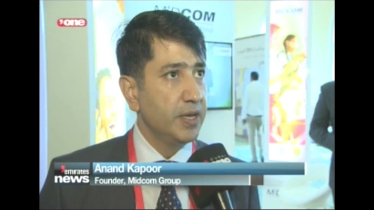 Download Mr. Anand Kapoor at African Global Business Forum 2015