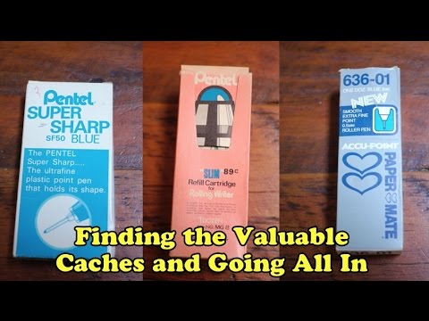 Scavenger Life Episode 294: Finding the Valuable Caches and Going All In