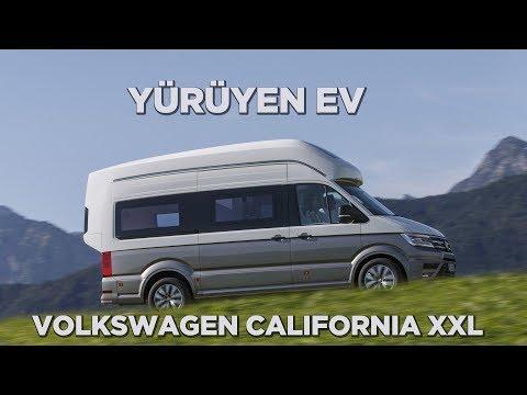 Volkswagen California XXL Karavan