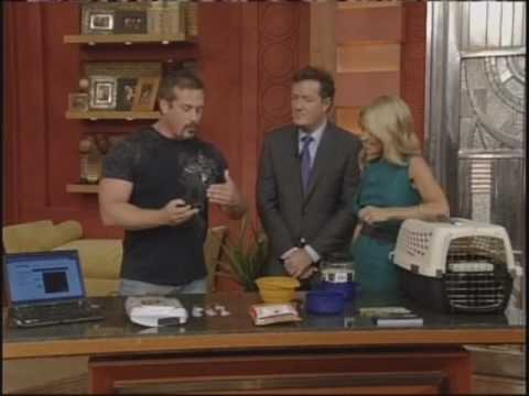 Celebrity Pet Expert Harrison Forbes on Regis and Kelly - August 2, 2010