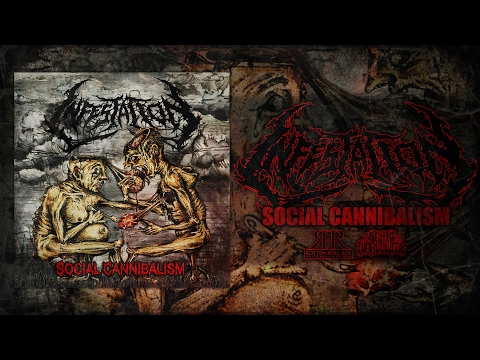 INFESTATION - SOCIAL CANNIBALISM [OFFICIAL ALBUM STREAM] (2017) SW EXCLUSIVE