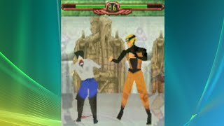 NARUTO 3D FIGHTING Java Game On Android