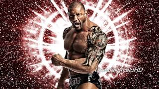 "WWE Batista 2013 Return Theme Song ""I Walk Alone"" HD"