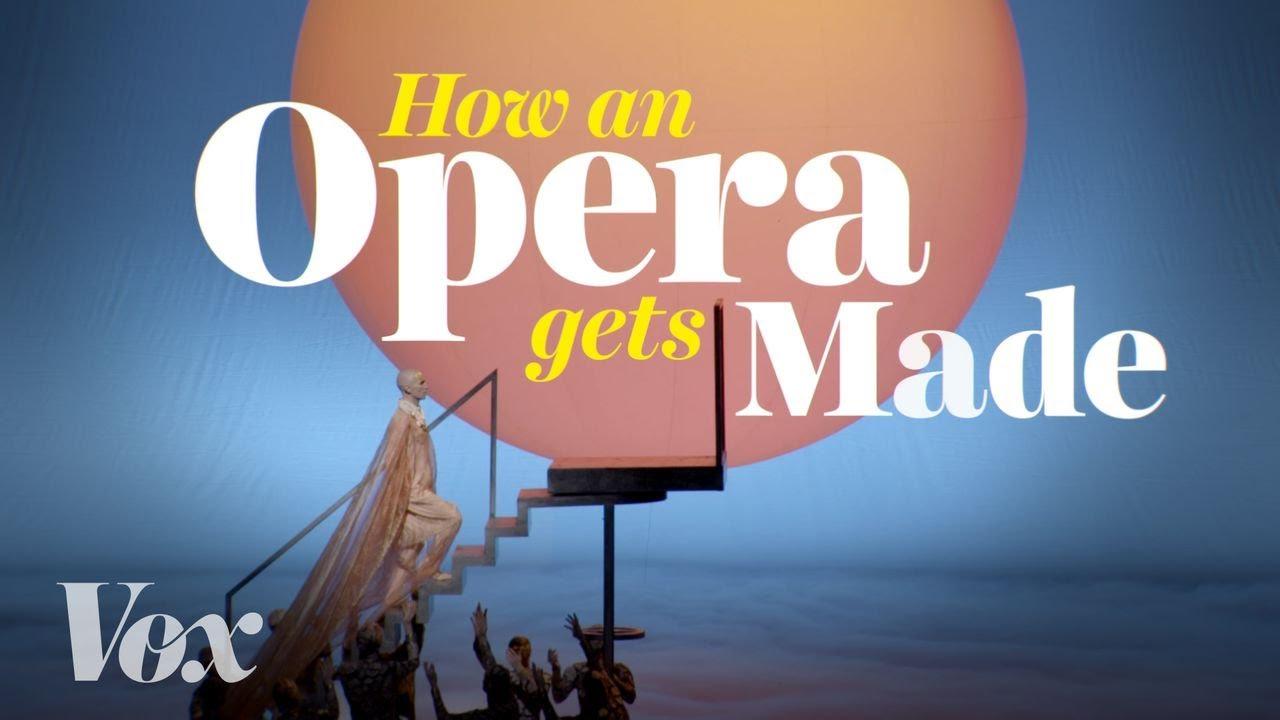 How an opera gets made