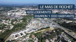 GGL Mas De Rochet Castelnau le Lez - Requalification friche industrielle