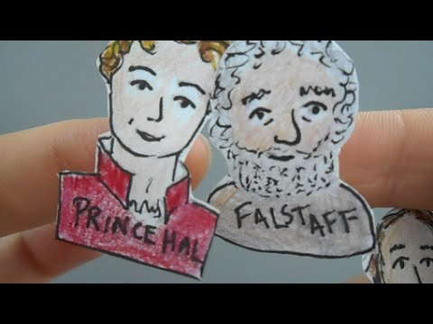 Finger Puppet Shakespeare: Henry IV part 1