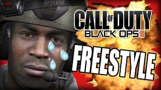Freestyle in Black Ops 2 | Legendär!