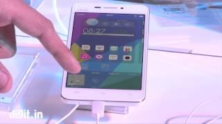 Vivo X3S   Hands On Video