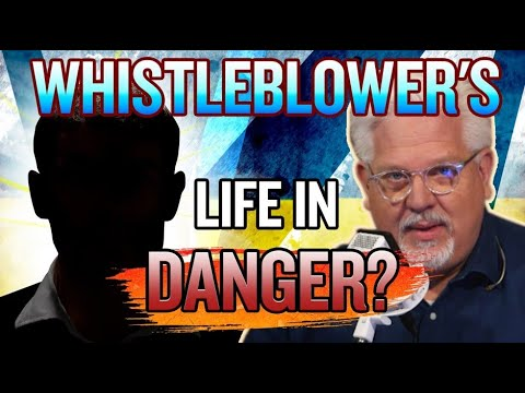 UKRAINE WHISTLEBLOWER: He knows ALL the dirty secrets of Joe Biden, Obama, Comey, Hunter, Schiff...