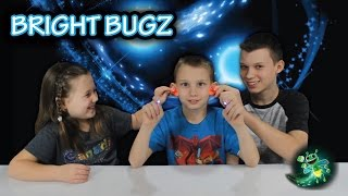 Bright Bugz Evolution Awesome Toy Review + GIVEAWAY 3 Sets
