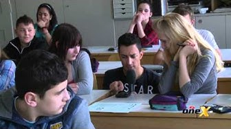 OneX TV - Sendung vom 7. 5. 2013 - OneX TV besucht die Schule in Langenthal