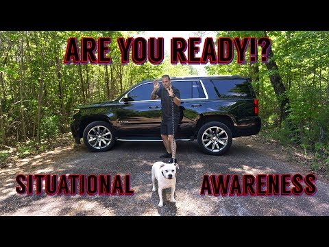 Reality Based Situational Awareness & Self-Defense Discussion with Greg Tambone